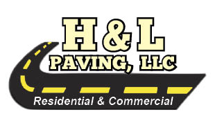 the logo of one of the best paving contractors in Westport CT